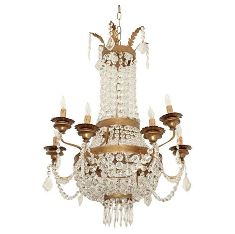 Swedish Chandeliers Swedish Gustavian Style Chandelier For Sale At 1stdibs