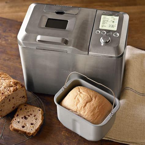 Home Design Maker Online Breville Custom Loaf Bread Maker Williams Sonoma
