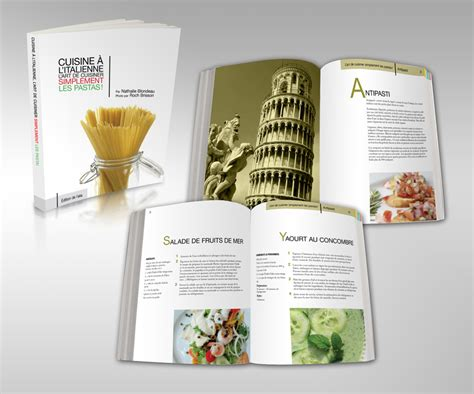 ebook cookbook template cookbook design on cover design layout and