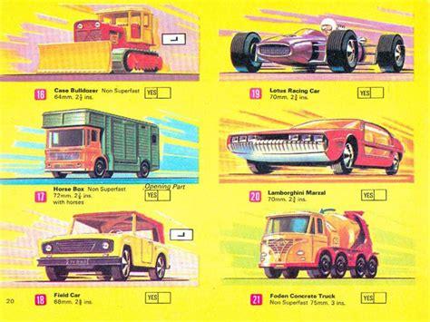 A6 1970 Mainan Diecast Wheels Matchbox Second 559 best images about matchbox on