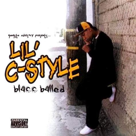 c style street beat lil c style blacc balled 2004
