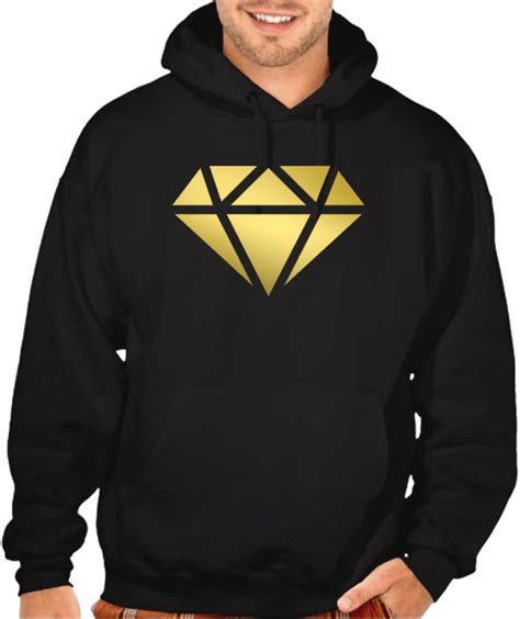 Hoodie Sweater Dope s shiny gold black hoodie premium cali republic dope swag sweater ebay