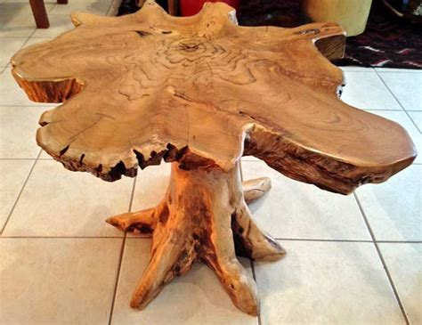 tree trunk l base 43 best images about natural edge furniture on pinterest