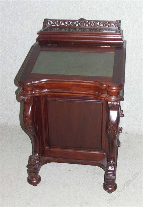 Davenport Desk For Sale by Antiques Atlas Mahogany Davenport Desk With Drawers