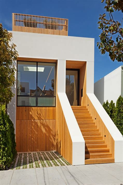 A New Four Level Home In San Francisco Includes A