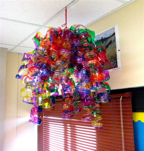 Chihuly Water Bottle Chandelier Home Design Ideas Water Bottle Chandelier