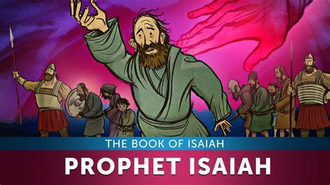 sunday school lesson for children the prophet isaiah