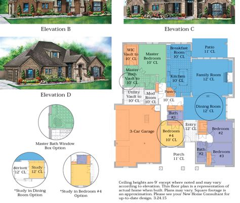 our oklahoma new homes ideal homes