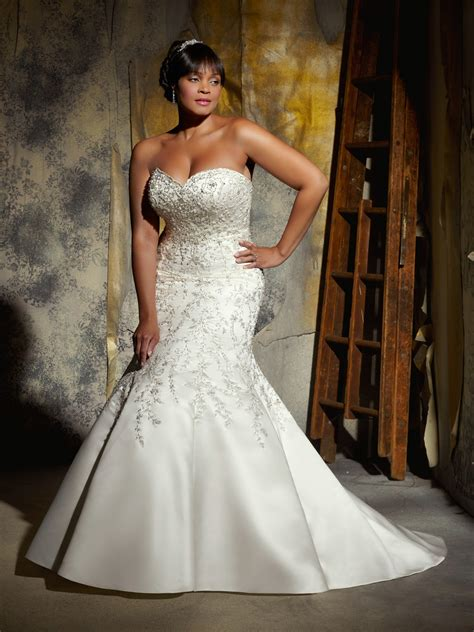mermaid wedding dresses plus size sangmaestro wedding dress wedding gown bridal
