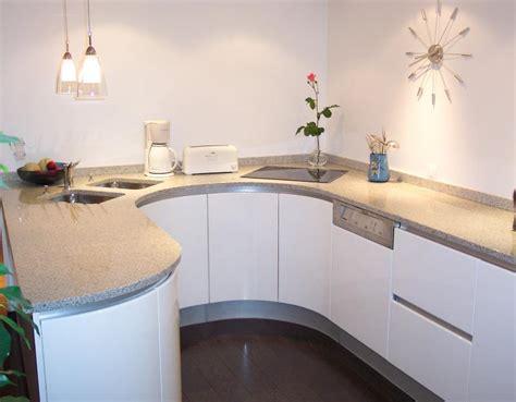 granit blanc cuisine plan de travail de cuisine en granit blanc cristal 1 14 3