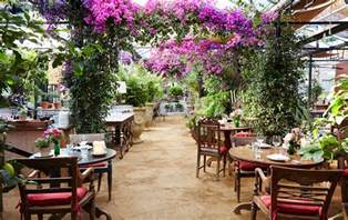 Garden Cafe by 7 Restaurants With Beautiful Gardens