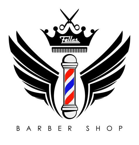 barber tattoo logo fellas barbershop logo01 jpg 829 215 864 pixels things to