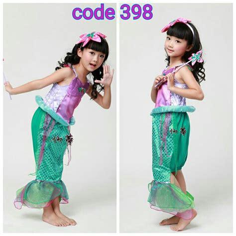 Lalitha Dress Dress Anak Cewe Dress Bayi Cewe jual dress anak baju anak perempuan baju mermaid ariel baju disney precious babykids di