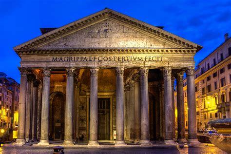 cupola pantheon roma il pantheon di roma