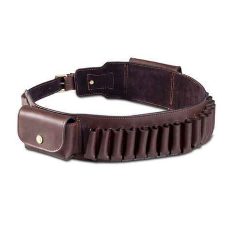 browning heritage leather cartridge belt brown uttings