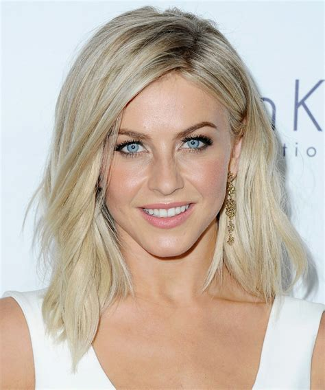 julianna huff hair cut julianne hough on how to get voluminous curls like grease