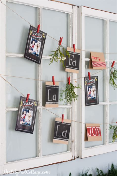 how to display cards card display the lilypad cottage