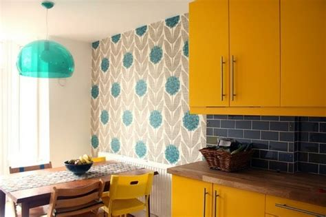 yellow vintage kitchen turquoise and yellow kitchens panda s house