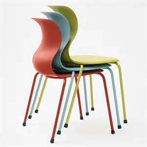 Stackable Office Chairs Design Ideas School Furniture Designer Chair By Konstantin Grcic For The Classroom Fresh Design Pedia