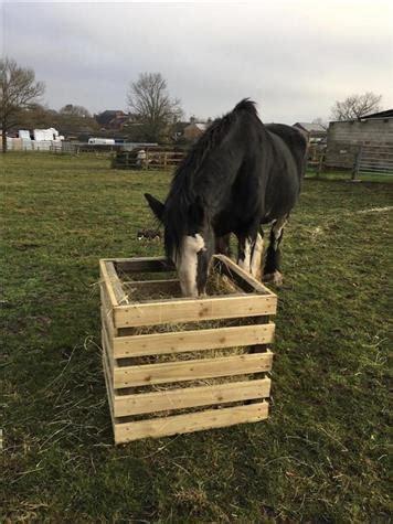 horse hay feederforage box swanwick mens shed alfreton