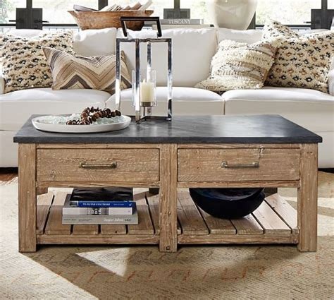 eco friendly barnwood wood end pottery barn sale save 20 on coffee tables side