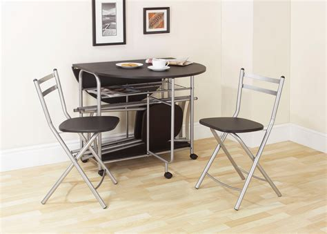esstisch platzsparend space saver dining set homesfeed