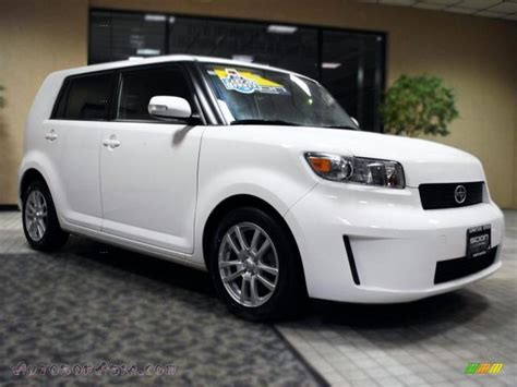 Vanity Bench Seat 2009 Scion Xb In Super White 070999 Autos Of Asia