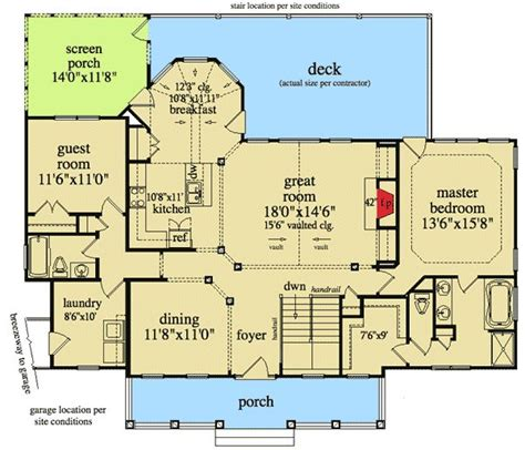weekend house plans weekend retreat or year round