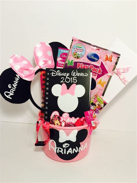 disney gifts customized disney gift basket to your