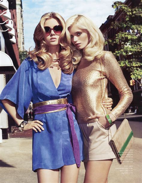 abbey lee kershaw spring summer 2012 youtube h m magazine spring 2012 quot ready steady gold quot ft abbey lee