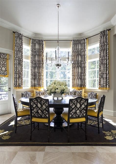 Yellow Dining Room Curtains Ideas 142 Best Images About Paint It Gray On Pinterest Grey Walls Paint Colors And Grey
