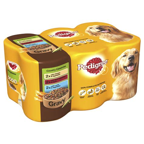 gravy for dogs pedigree country casseroles in gravy food