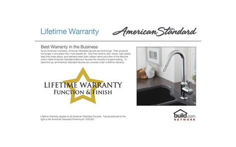 American Standard Pekoe Kitchen Faucet by American Standard 4332 350 4332 35 Kitchen Faucet Build Com