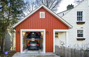 everyday solutions garage is built up instead of out home plans amp design add floor garage ons plan