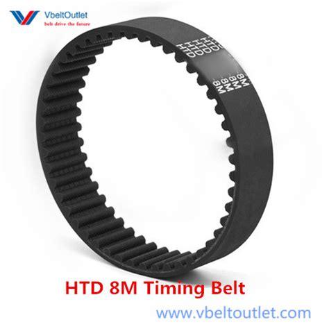 Belt Teneth htd 416 8m 52 teeth timing belt replacement htd 8m 400 vbeltoutlet