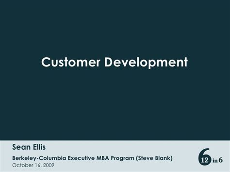 Columbia Mba Course Curriculum by Berkeley Columbia Executive Mba Program Steve Blank