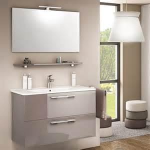 meuble salle de bain contemporain espace aubade