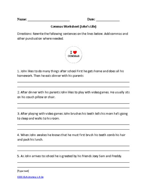 8th Grade Grammar Worksheets by 16 Best Images Of 8th Grade Language Arts Worksheets