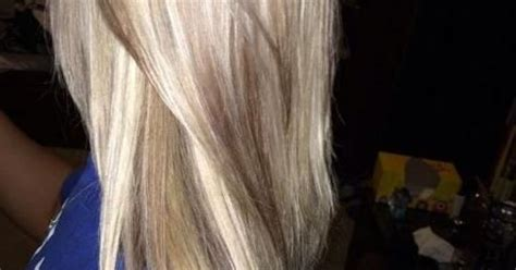 blonde hair with mocha lowlights blonde hair with mocha lowlights if your going to do
