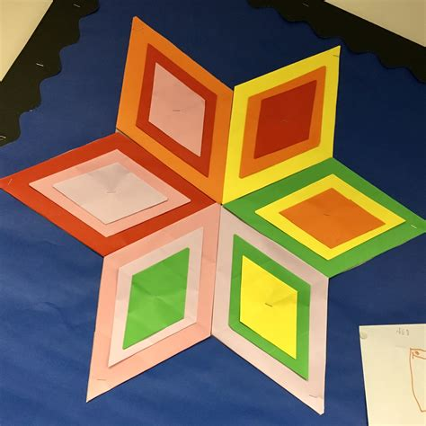 Paper Folding Math - archives artful maths