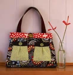 Handmade Totes And Purses - handmade fabric purses on handmade fabric bags