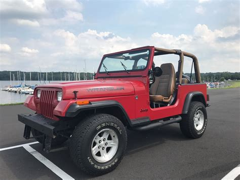 new jeep for sale new parts 1994 jeep wrangler s 4 215 4 for sale