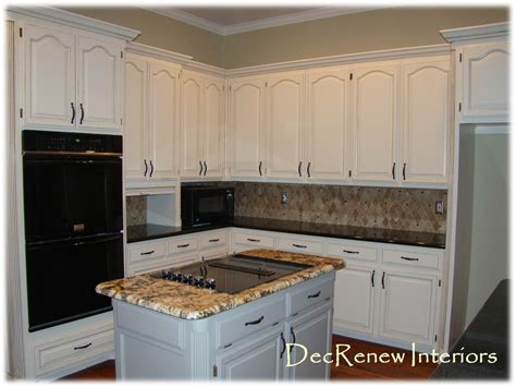 Cathedral Kitchen Cabinets by White Painted Cathedral Door Cabinets Summer Project