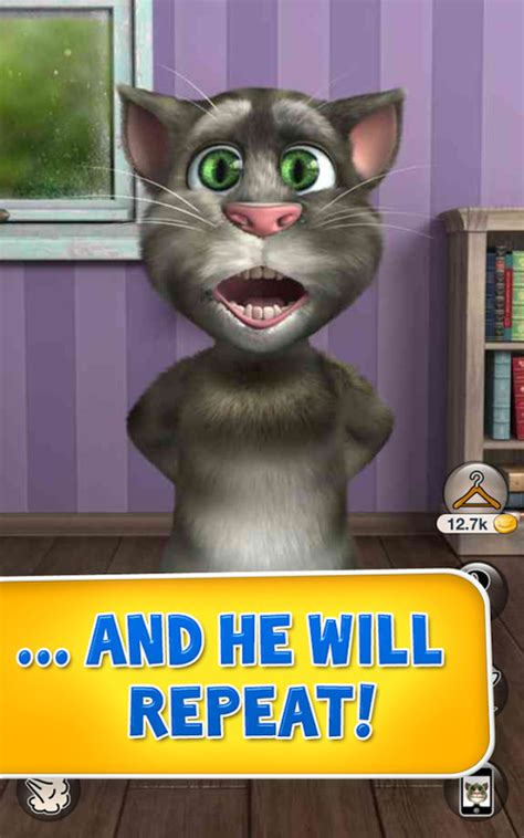 talking tom2 apk talking tom cat 2 free apk free android app appraw