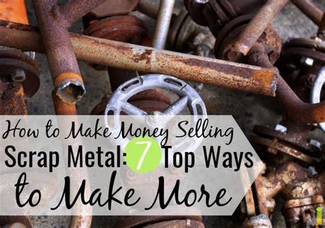 scrap yard    ways    cash   metal