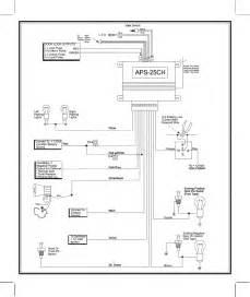 avs alarm wiring diagram alarm download free printable