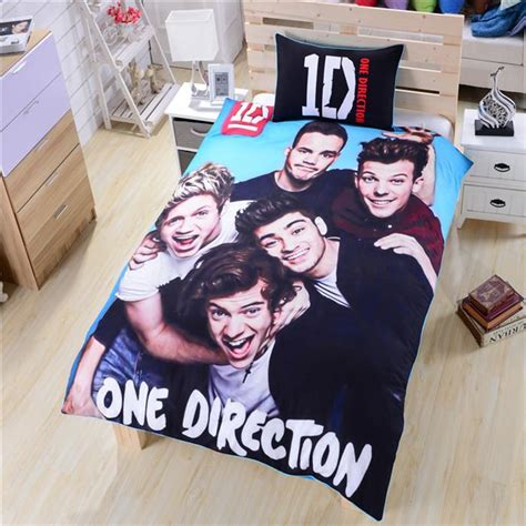 one direction bed set uk famous one direction bedding new soft duvet cover one direction bed set single