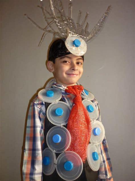 costume  trashion show recyclart