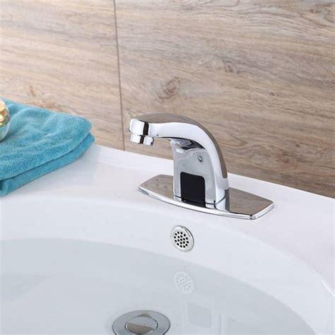 Sunmatic Kran Air Otomatis kran wastafel sensor air otomatis kran higienis dan sehat tokoonline88