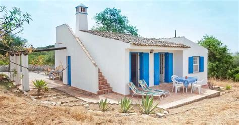 Serene Tiny House on 17 Acres for Rent in Portugal   Tiny